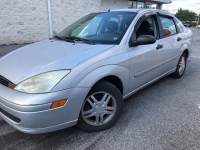 Used 2002 Ford Focus SE Sedan in Bowie, MD