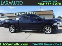 2012 RAM 1500 ST Crew Cab 4WD * Only 52k Miles! * Dodge truck *