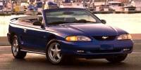 1998 Ford Mustang Base Convertible