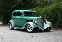 1933 Ford Vicky -FOAM GREEN STREET MACHINE-RELIABLE HOT ROD-A MUST SEE-QUAILTY VEHICLE-