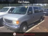 Pre-Owned 2006 Ford E-350 Super Duty XL Wagon Wagon For Sale | Raleigh NC