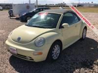 Used 2005 Volkswagen New Beetle GLS in Cheyenne, WY