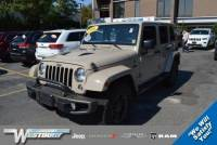 Used 2016 Jeep Wrangler Unlimited 75th Anniversary 4WD 75th Anniversary Long Island, NY