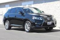 Used 2015 LEXUS RX 450h SUV for sale in Santa Rosa CA