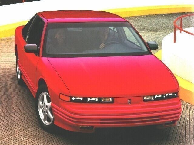 Photo Used 1996 Oldsmobile Cutlass Supreme for sale in Summerville SC