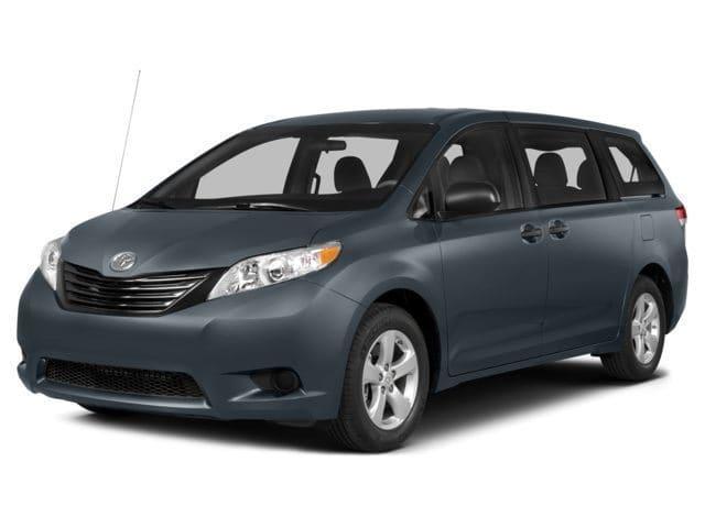 Photo 2015 Toyota Sienna Limited Premium Van All-wheel Drive