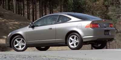 Photo Pre-Owned 2004 Acura RSX Base FWD 2dr Car