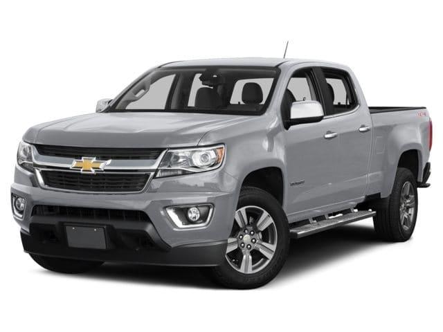 Photo Used 2016 Chevrolet Colorado WT Truck Crew Cab for sale in Laurel, MS