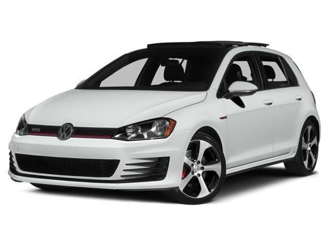 Photo Used 2017 Volkswagen Golf GTI Autobahn 4-Door Hatchback for Sale in Beaverton,OR