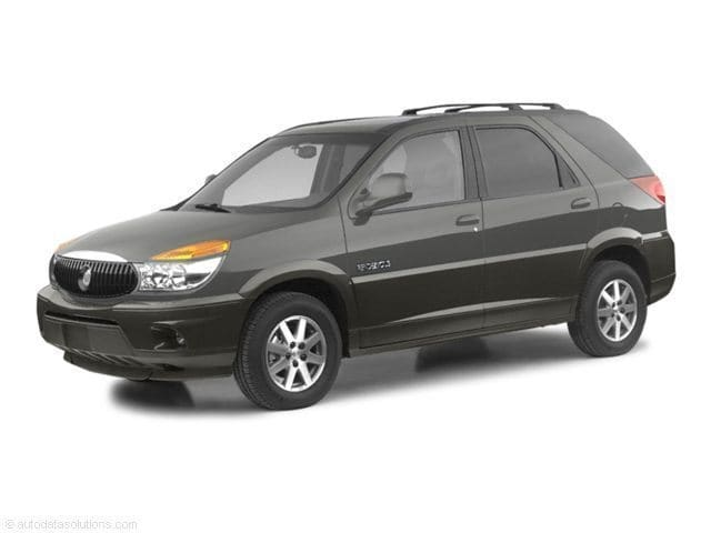 Photo Pre-Owned 2003 Buick Rendezvous SUV Front-wheel Drive in Jacksonville FL
