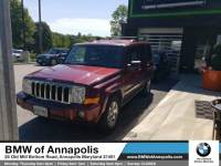 2007 Jeep Commander Limited SUV 4x4