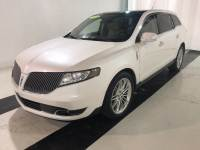 2015 Lincoln MKT 3.5L with EcoBoost AWD
