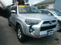 Certified Pre-Owned 2016 Toyota 4Runner 4WD 4dr V6 SR5 LIFETIME WARRANTY CERTIFIED Four Wheel Drive SUV
