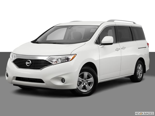 Photo Used 2014 Nissan Quest Van