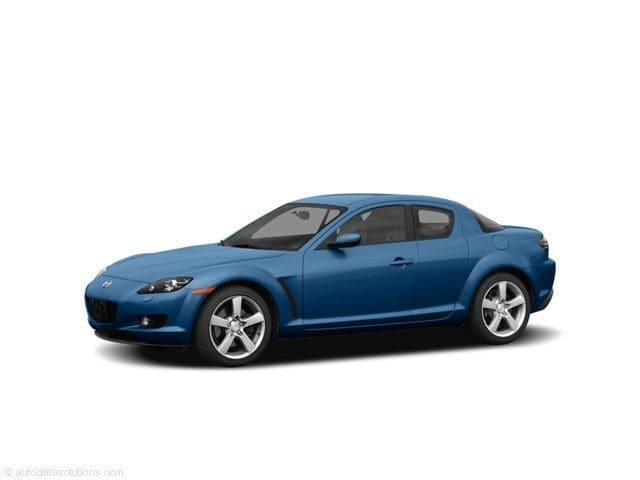 Photo 2006 Mazda Mazda RX-8 6-Speed Sport Automatic Coupe near Houston in Tomball, TX
