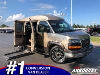 Pre-Owned 2012 GMC Conversion Van Rocky Ridge Mobility RWD Van Conversion