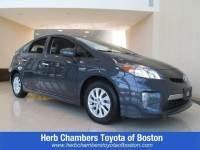 2013 Toyota Prius Plug-in Hatchback Front-wheel Drive in Boston, MA
