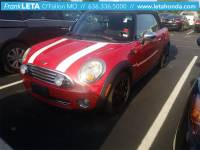 Pre-Owned 2009 MINI Cooper Base FWD 2D Convertible