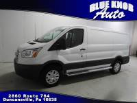 2017 Ford Transit-250 w/60/40 Pass-Side Cargo-Doors Van Low Roof Cargo in Duncansville   Serving Altoona, Ebensburg, Huntingdon, and Hollidaysburg PA