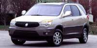 Pre-Owned 2003 Buick Rendezvous CXL FWD
