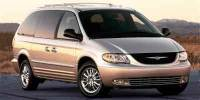 Pre-Owned 2002 Chrysler Town & Country 4dr EX FWD