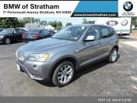2014 Used BMW X3 xDrive35i For Sale Manchester NH | VIN:5UXWX7C52EL984097