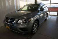 Certified Pre-Owned 2017 Nissan Pathfinder in Anchorage, AK
