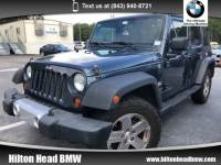 2008 Jeep Wrangler Unlimited Sahara * Local Trade In * 4-Wheel Drive SUV 4x4