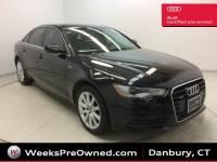 Used 2014 Audi A6 3.0T Premium Plus Sedan in Danbury