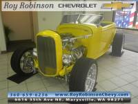 Used 1932 Ford Roadster in Marysville, WA