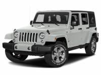 2018 Jeep Wrangler JK Unlimited Sahara 4x4 Sport Utility in Woodbury NJ