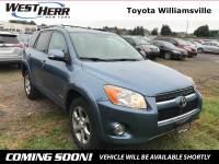 2010 Toyota RAV4 Limited SUV