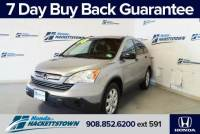 Used 2008 Honda CR-V For Sale in Hackettstown, NJ at Honda of Hackettstown Near Dover | 5J6RE48578L014322