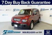 Used 2007 Honda Element For Sale in Hackettstown, NJ at Honda of Hackettstown Near Dover | 5J6YH27707L008919