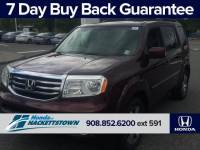 Used 2013 Honda Pilot For Sale in Hackettstown, NJ at Honda of Hackettstown Near Dover   5FNYF4H97DB041700