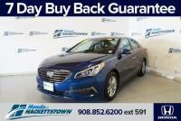 Used 2015 Hyundai Sonata For Sale in Hackettstown, NJ at Honda of Hackettstown Near Dover | 5NPE24AA7FH129945