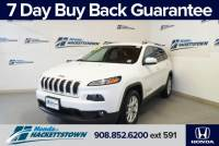 Used 2015 Jeep Cherokee For Sale in Hackettstown, NJ at Honda of Hackettstown Near Dover | 1C4PJLCB6FW627379