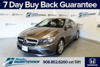Used 2015 Mercedes-Benz CLA-Class For Sale in Hackettstown, NJ at Honda of Hackettstown Near Dover | WDDSJ4GB1FN189490