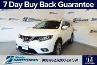 Used 2015 Nissan Rogue For Sale in Hackettstown, NJ at Honda of Hackettstown Near Dover | 5N1AT2MV2FC760480