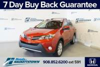 Used 2015 Toyota RAV4 For Sale in Hackettstown, NJ at Honda of Hackettstown Near Dover | JTMDFREV3FD152316