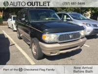 Pre-Owned 2001 Mercury Mountaineer Base AWD