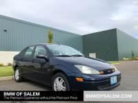 Used 2003 Ford Focus SE Zetec Comfort in Salem, OR