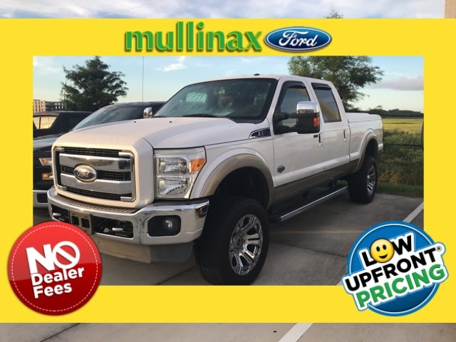 Photo Used 2012 Ford F-250 King Ranch Truck Crew Cab V-8 cyl in Kissimmee, FL