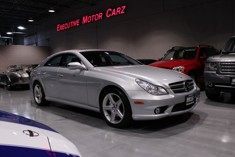 Photo Used 2010 Mercedes-Benz CLS 550
