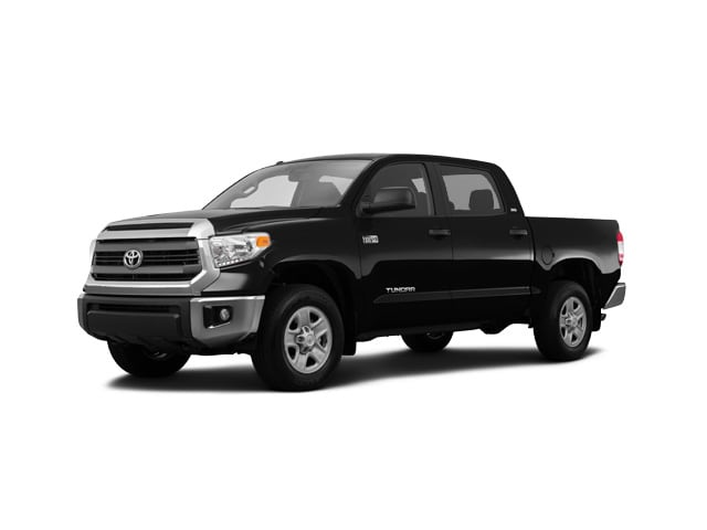 Photo 2015 Toyota Tundra SR5 TSS Edition, Navigation  Leather Truck CrewMax 4x2 4-door