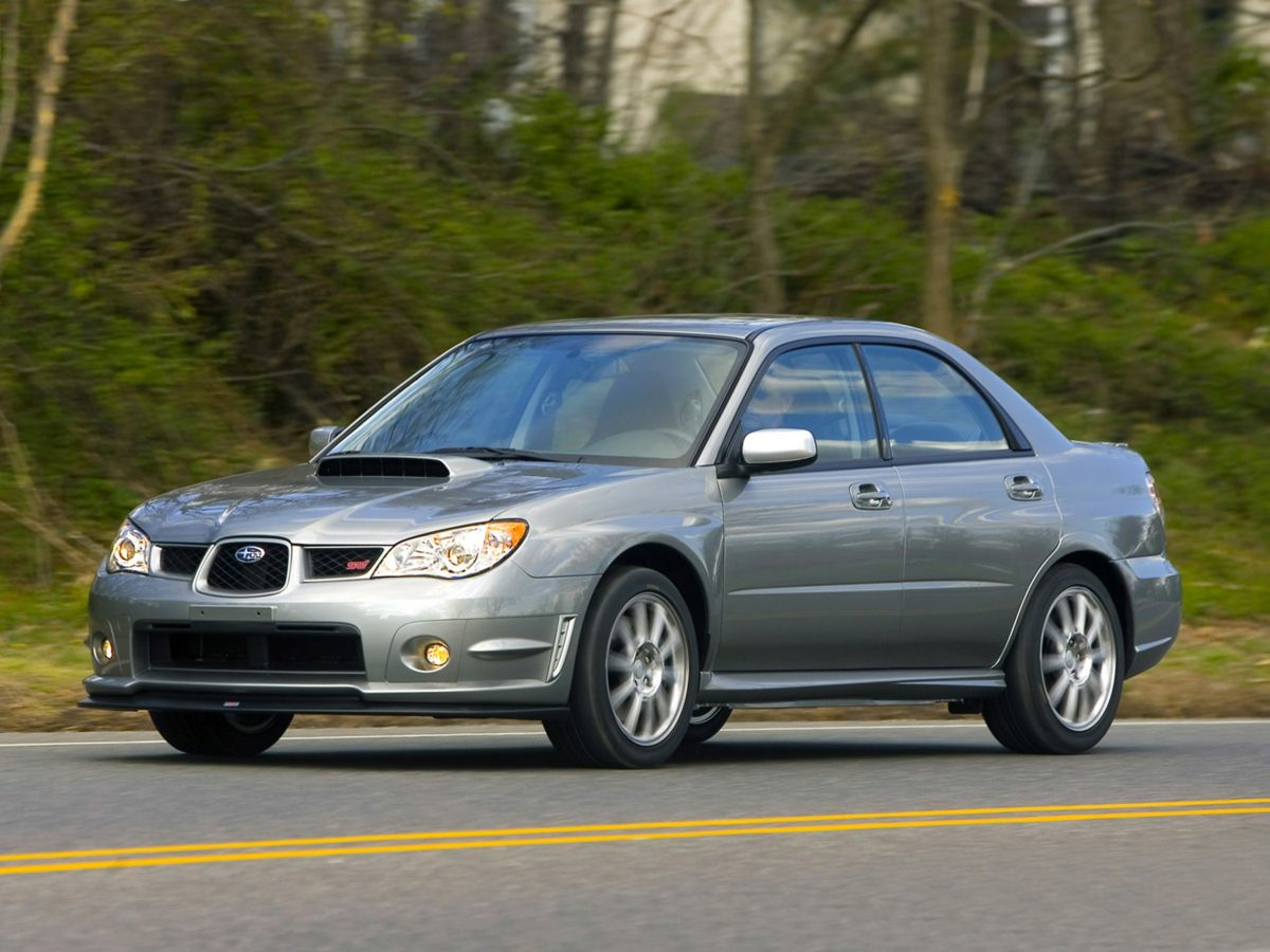 Photo Used 2006 Subaru Impreza WRX for Sale in Tacoma, near Auburn WA