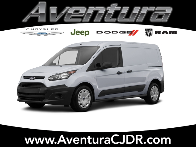 Photo PRE-OWNED 2014 FORD TRANSIT CONNECT CARGO XLT FWD XLT 4DR LWB CARGO MINI-VAN WREAR CARGO DOORS