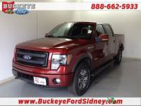 2014 Ford F-150 FX4 Truck EcoBoost V6 GTDi DOHC 24V Twin Turbocharged
