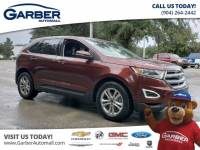Pre-Owned 2015 Ford Edge SEL FWD SUV