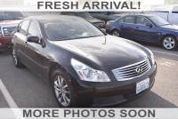 Pre-Owned 2007 INFINITI G35 Sedan G35x With Navigation & AWD